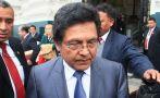Ramos Heredia descarta renunciar al Ministerio Público
