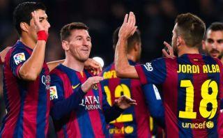 Barcelona vs. Córdoba: culés golearon 5-0 con doblete de Messi