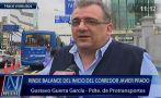 Eje Javier Prado: retirarán 70 rutas tradicionales en 3 meses