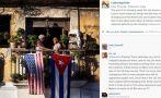 Instagram: reanudación de relaciones de Cuba - EEUU en imágenes