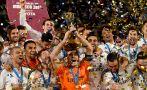FOTOS: Real Madrid celebró así el título de Mundial de Clubes