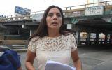 Patricia Juárez denuncia actos vandálicos contra su vehículo