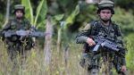 Colombia: Las FARC mataron a 5 militares en vísperas de tregua - Noticias de guerrilleros