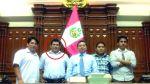 José León estuvo con miembro de peligrosa banda en el Congreso - Noticias de yorvil tavar olea