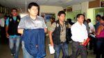 Otros tres implicados en caso Torres ya están en penal de Picsi - Noticias de ciro chavez