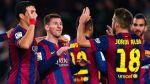 Barcelona vs. Córdoba: culés golearon 5-0 con doblete de Messi - Noticias de el club de los desahuciados