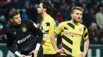 Borussia Dortmund perdió 2-1 y es penúltimo en la Bundesliga - Noticias de fútbol alemán