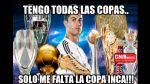 Real Madrid: los memes del título en el Mundial de Clubes - Noticias de real madrid