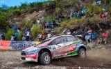Nicolás Fuchs lidera Rally de San Luis en Campeonato Argentino