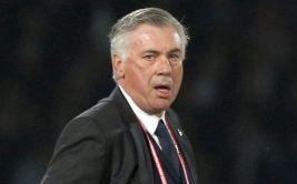 YouTube: el gesto de Ancelotti con los jugadores de San Lorenzo