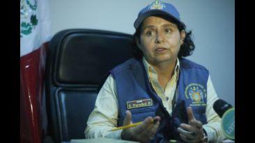 Susel Paredes: no se puede controlar ambulantes en Mesa Redonda