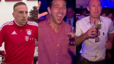 YouTube: Claudio Pizarro demostró su 'gran talento' para bailar