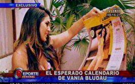 Vania Bludau mostró resultado final de su polémico calendario