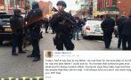 Facebook: despedida de hijo de policía baleado en Nueva York