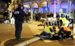 """Francia: Hombre arrolla a multitud al grito de """"Alá es grande"""""""