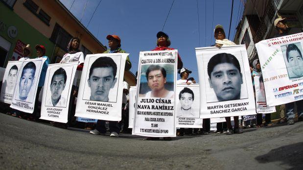 México: Gobierno suspende búsqueda de estudiantes de Ayotzinapa