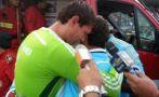 Diego Penny no regresó a Lima, sigue hospitalizado en Trujillo