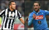 Juventus vs. Napoli: Tévez marca el 2-1 por Supercopa de Italia