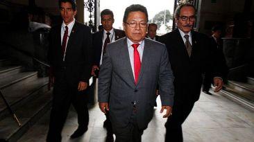 Ramos Heredia asistirá a la Comisión Orellana si es citado