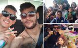 Neymar, Barcelona y las vacaciones de Navidad de sus estrellas