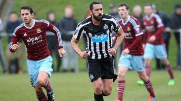 Jonás volvió al Newcastle tras vencer cáncer testicular