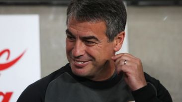 Pablo Bengoechea será el nuevo técnico de Peñarol de Uruguay