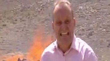 YouTube: reportero termina drogado en plena transmisión de TV