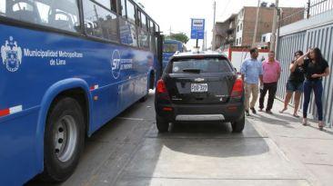 Eje Javier Prado: primer paradero en San Miguel será reubicado