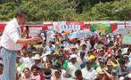 """Humala: Gobiernos anteriores """"no hicieron nada"""" por los jóvenes"""