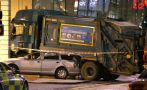 Escocia: Camión de basura atropella y mata a seis en Glasgow