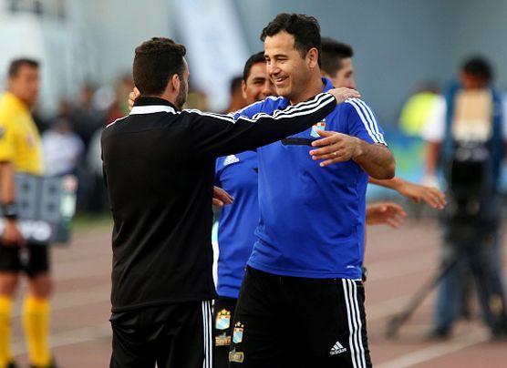 """Daniel Ahmed: """"Queremos ganar la Copa Libertadores"""""""
