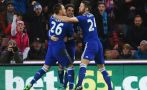 Chelsea vs. Stoke City: 'blues' vencieron 2-0 por la Premier