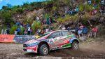 Nicolás Fuchs lidera Rally de San Luis en Campeonato Argentino - Noticias de federico villagra