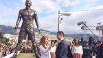 Cristiano inauguró estatua y fue homenajeado en su ciudad natal - Noticias de champions league