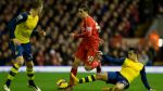 Liverpool vs. Arsenal: empataron 2-2 por la Premier League - Noticias de santiago cazorla