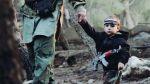 Estado Islámico: reconoce a su hijo de 3 años entre yihadistas - Noticias de nolberto solano