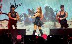 Ariana Grande deslumbró en concierto navideño Y100 Jingle Ball