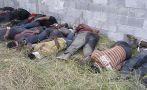 Policías ayudaron a Los Zetas en la peor masacre en México