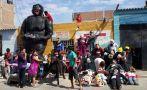 Chiclayo: multarán con S/.3.700 a vecinos que quemen muñecos