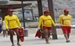 Policía: 500 salvavidas resguardarán playas desde el miércoles