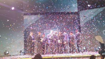 Sporting Cristal, el más ganador en premios del Descentralizado