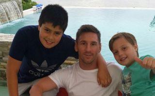 Lionel Messi: así pasa sus vacaciones el crack del Barcelona