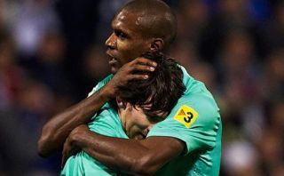 Facebook: Lionel Messi dedicó mensaje a Abidal por su retiro