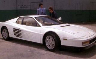 Miami Vice: El Ferrari de la serie se pone en subasta