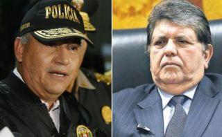 """Daniel Urresti atacó a Alan García: """"Señor del 'Baguazo'"""""""