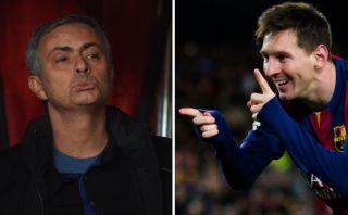 José Mourinho niega que Chelsea pueda fichar a Lionel Messi