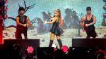 Ariana Grande deslumbró en concierto navideño Y100 Jingle Ball - Noticias de