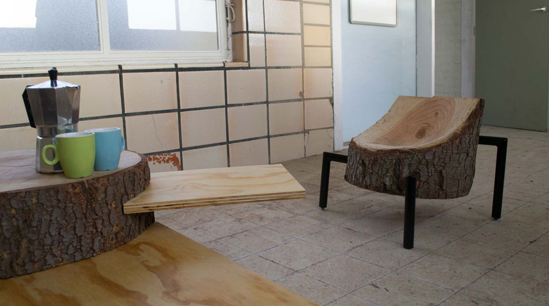 Muebles De Madera Hechos Con Periódicos Viejos Pictures to pin on