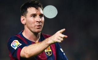 Lionel Messi: segundo máximo goleador del 2014 con 58 goles