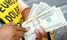 BBVA: Dólar se mantendrá en torno a los S/3.40 hasta fin de año